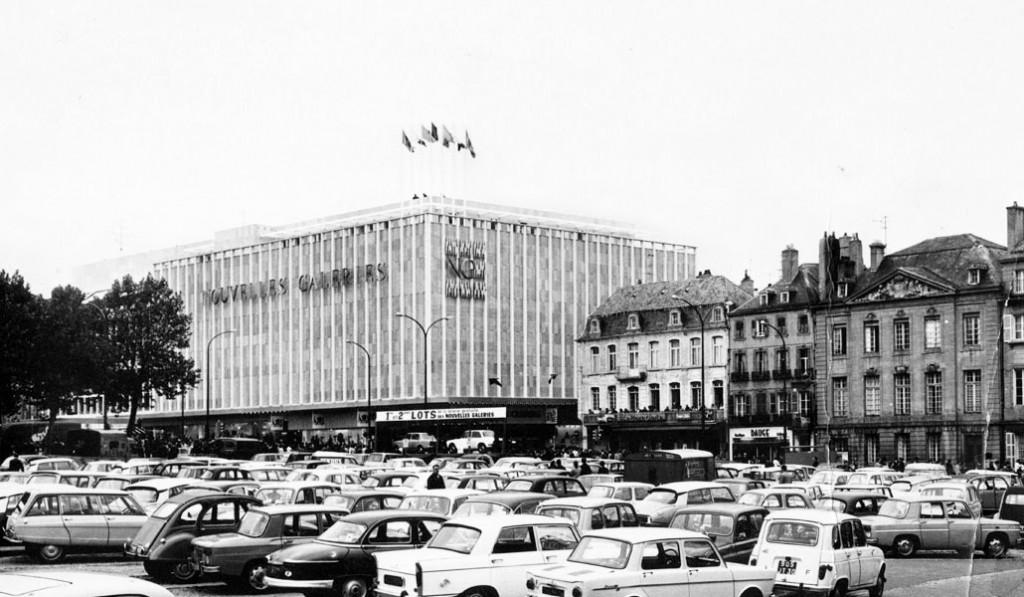 La Place de la République, avant